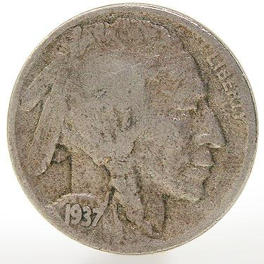 1937-D Nickel