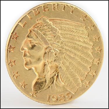 ***1925-D GOLD**