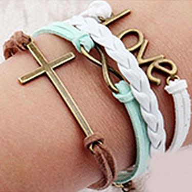 Mint Cross Love