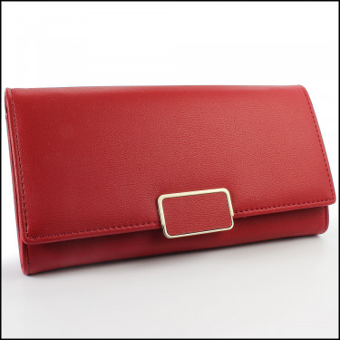 VV Red Wallet