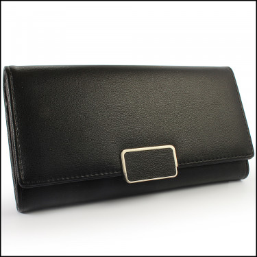 VV Black Wallet