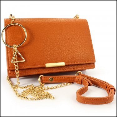 VV Tan Purse