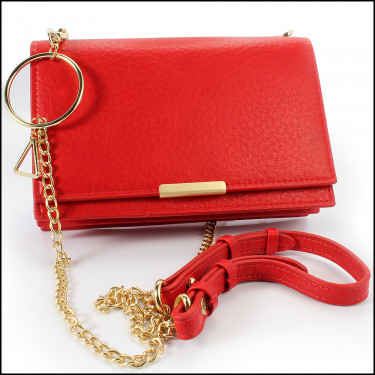 VV Red Purse