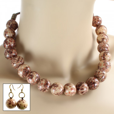 Agate 2PC Set
