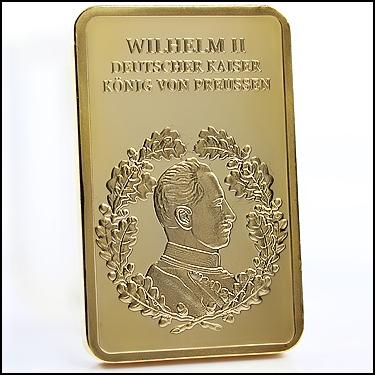 CLAD WILHELM II
