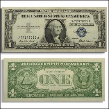 1957 $1.00 Bill