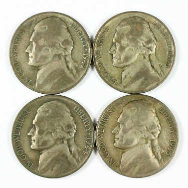 Sil War Nickels