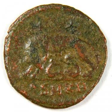 Roman Coin Wolf