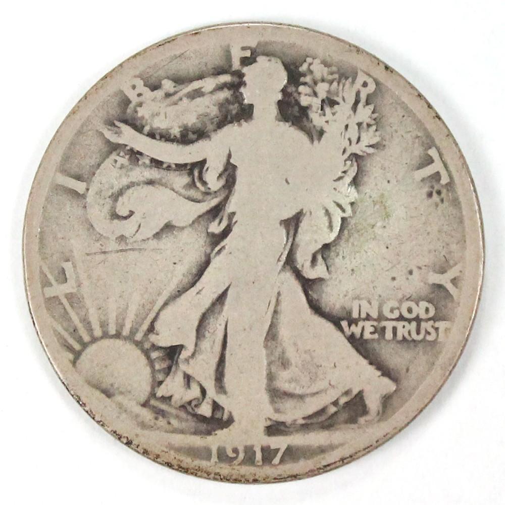 1917 Walker 50c