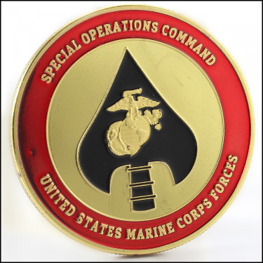 Marines Coin
