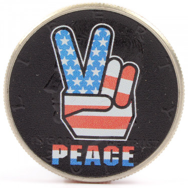 USA Peace HLFDLR