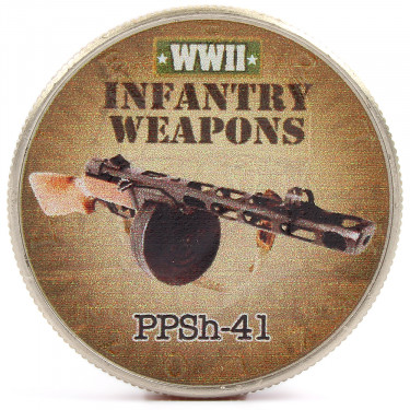 WWII PPSh-41 JFK