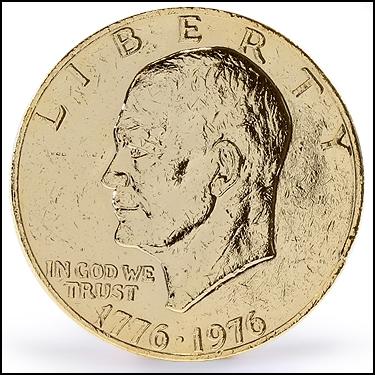 24K 1976 Dollar
