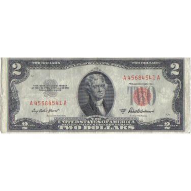 1953-A $2