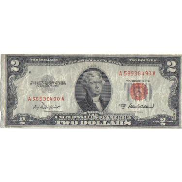 1953-A $2 Bill