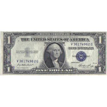 1935 Silver Cert