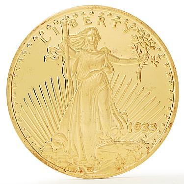 $20 1933 Coin