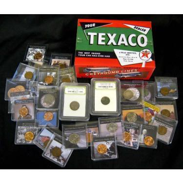 TEXACO AD CB