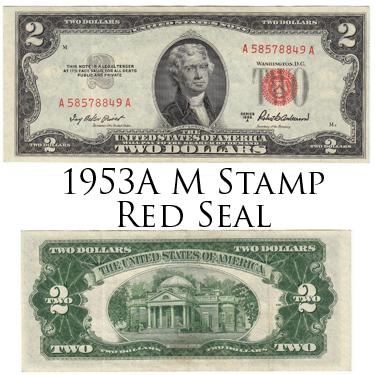 1953A M Stamp