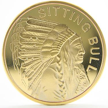 SITTINGBULL Coin