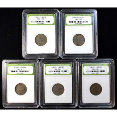 5 V-Nickels