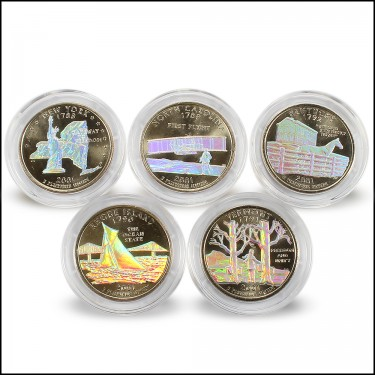 Hologram US Mint