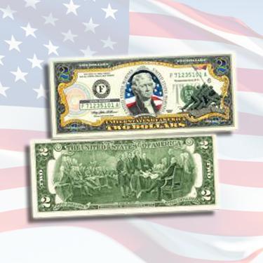 WWII $2 Bill