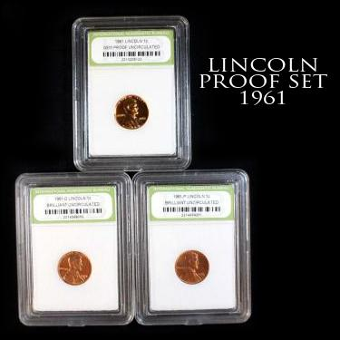 Lincoln ProofSet