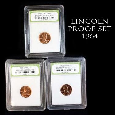 1964 Proof Set