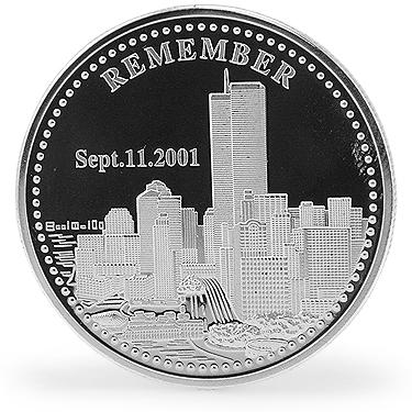 TwinTowers Coin