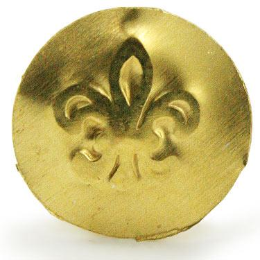 24K Gold Lily