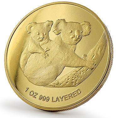 Koala Bear Coin