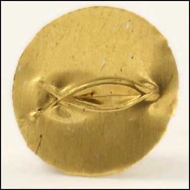 24K Gold Fish