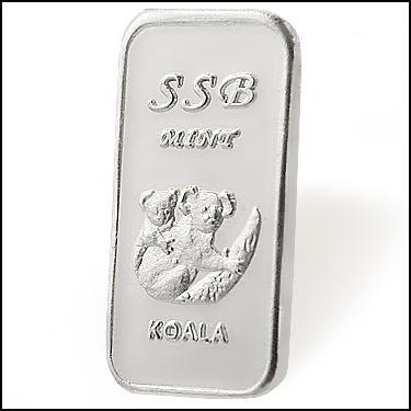 Koala.999 SILVER