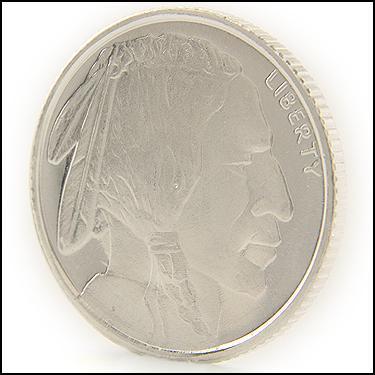 .999 Buff Silver