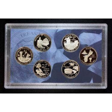 6 Coin Proof Set