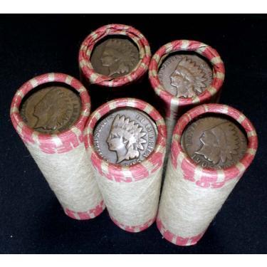 5 Mixed Rolls