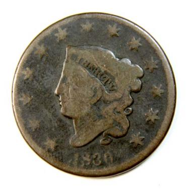 Matron Head Cent