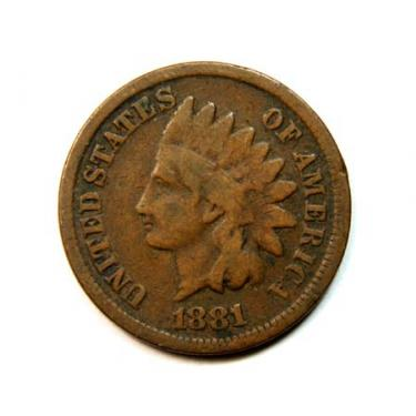 1880's Penny