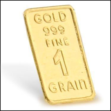 .999 Gold Bar