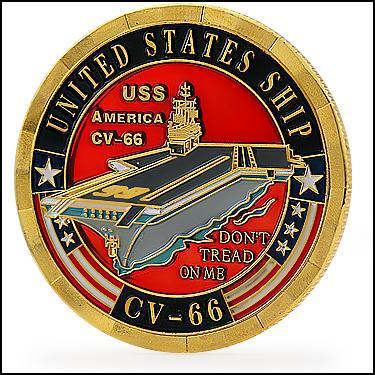 24K USS America