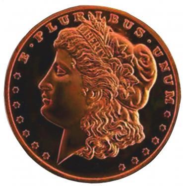 .999 Pure Copper