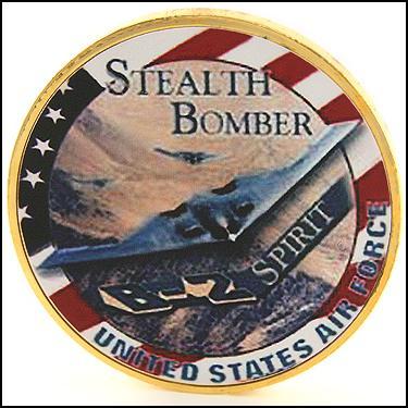 24K USAF B-2 SB