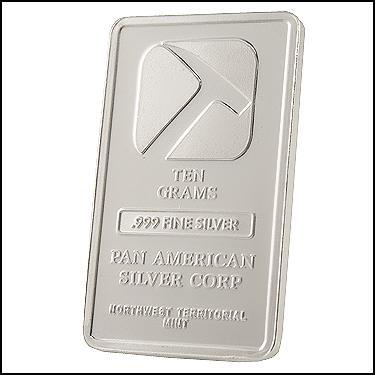 .999 10g Silver
