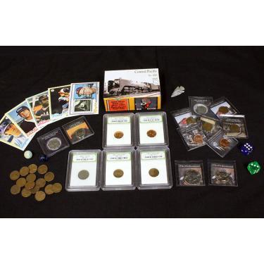 CenPac Coins Set