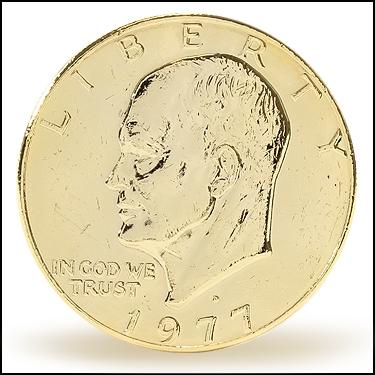 24K 1977 Dollar