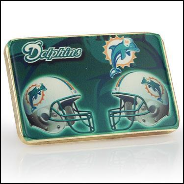 24K NFL Dolphins