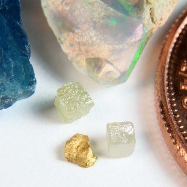 Gold Diamonds +