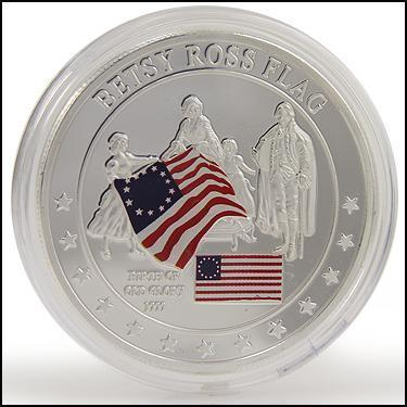 Betsy Ross Coin