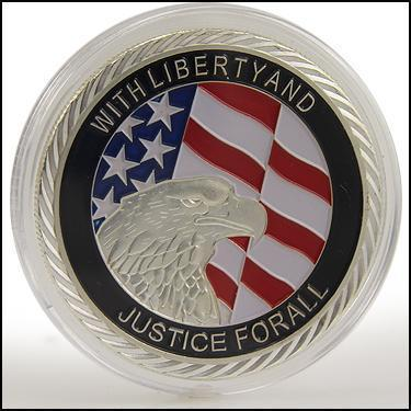 US 911 Coin